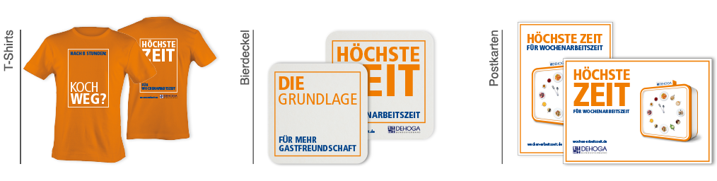 DEHOGA-Bundesverband Give Aways