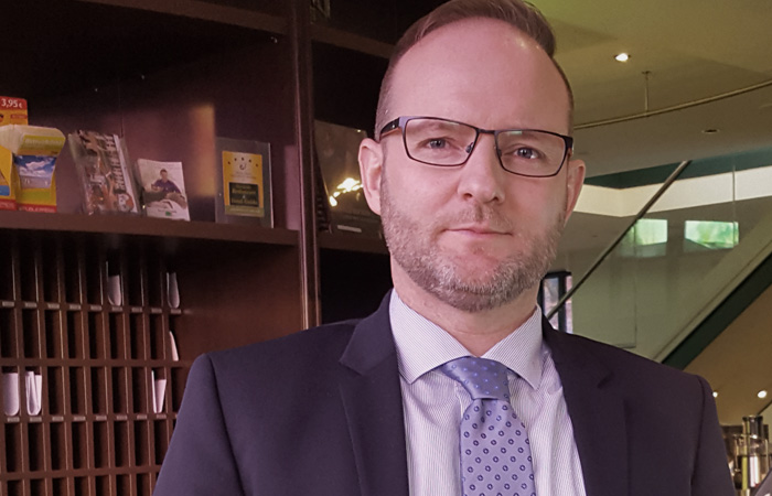 Ulf Mauderer, Direktor, Recknitztal-Hotel, Marlow